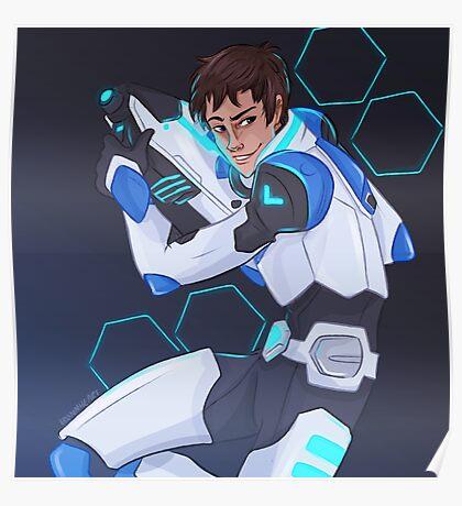 Lance - Voltron Legendary Defender Poster
