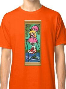 Mario Meets the Mansion Classic T-Shirt