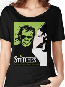 Stitches Women's Relaxed Fit T-Shirt