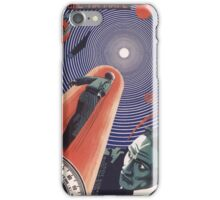 Trip to Mars iPhone Case/Skin