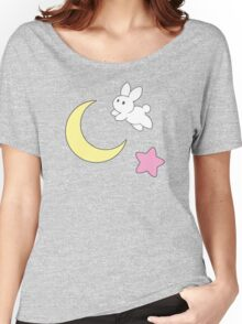 Rabbit of the Moon Women's Relaxed Fit T-Shirt
