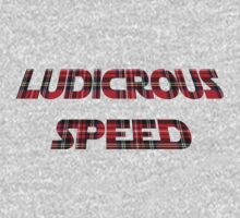 Ludicrous Speed Kids Clothes