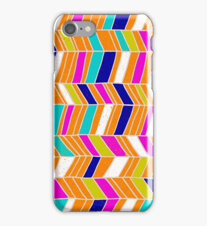 """""""HERRINGBONE"""" iPhone Case/Skin"""