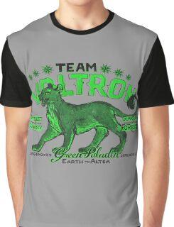 Green Paladin Vintage Graphic T-Shirt