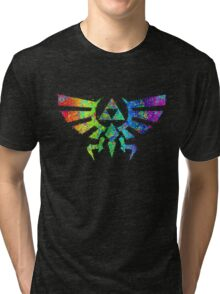 Legend of Zelda - Triforce Tri-blend T-Shirt