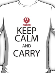 Carry Ruger T-Shirt
