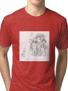 Dont boo... Vote! Tri-blend T-Shirt