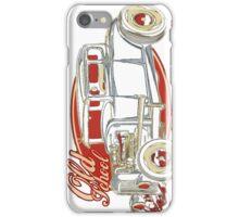 OldSchool Rockabilly iPhone Case/Skin