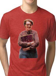 Barbara - Stranger Things Tri-blend T-Shirt