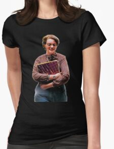 Barbara - Stranger Things Womens Fitted T-Shirt