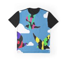 Small Birds. Small Sky.  Graphic T-Shirt