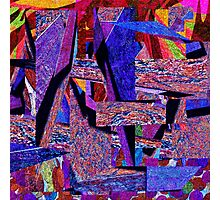 0357 Abstract Thought Photographic Print