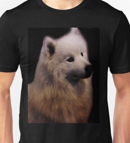Samoyed Portrait T-Shirt