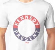 John F Kennedy For President Unisex T-Shirt