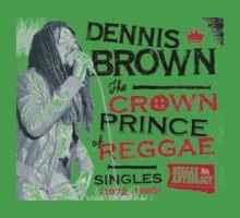 Dennis Brown  Kids Tee