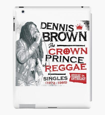 Dennis Brown  iPad Case/Skin