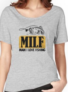 MILF Women's Relaxed Fit T-Shirt