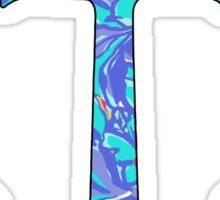 Preppy Anchor Sticker