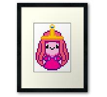 Adventure Time - Little Princess Bubblegum Framed Print