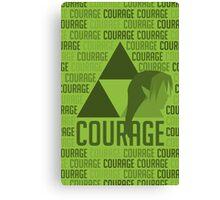 Courage, Legend of Zelda Canvas Print