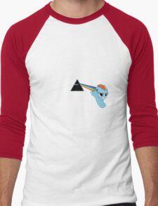 Rainbowdash Men's Baseball ¾ T-Shirt