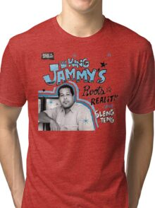 King Jammy's  Tri-blend T-Shirt