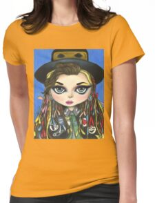 Gina Womens Fitted T-Shirt