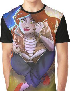 Miss Pond Graphic T-Shirt