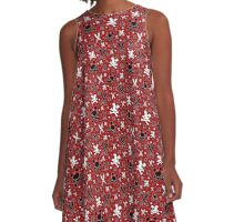 Mickey of the Caribbean A-Line Dress