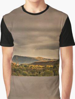 Mount Nameless Tom Price Graphic T-Shirt