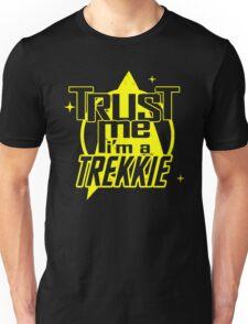 Trust me i'm a Trekkie Unisex T-Shirt