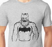 Old Man Batman Unisex T-Shirt