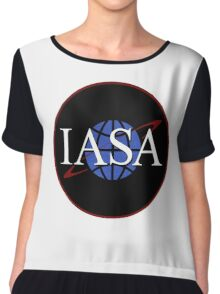 Farscape - International Aeronautics and Space Administration (IASA) Chiffon Top
