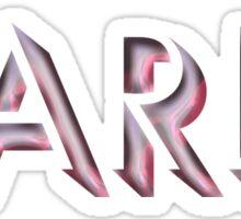 Carly Sticker