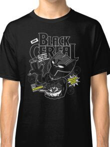 Black Cereal Classic T-Shirt