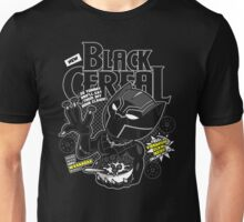 Black Cereal Unisex T-Shirt