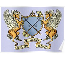 Beauxbatons Academy of Magic Poster