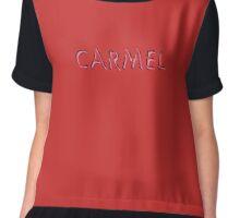 Carmel Chiffon Top