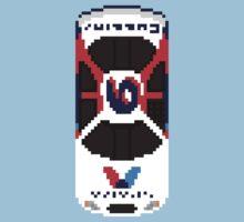 Racing Pixel Art: Mark Martin 2000 Kids Tee