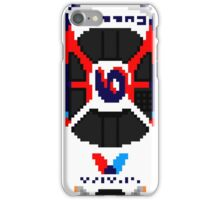 Racing Pixel Art: Mark Martin 2000 iPhone Case/Skin
