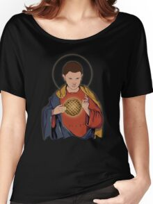 Our Lady 11  Women's Relaxed Fit T-Shirt
