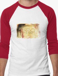 He is I Am Men's Baseball ¾ T-Shirt