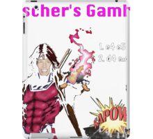 Fischer's Gambit iPad Case/Skin