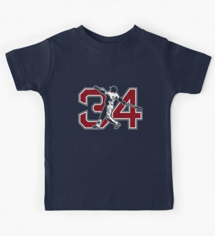 34 - Big Papi (original) Kids Tee