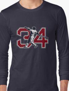 34 - Big Papi (original) Long Sleeve T-Shirt