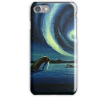 Whale Watching iPhone Case/Skin