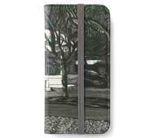 Boston Common Gazebo iPhone Wallet/Case/Skin
