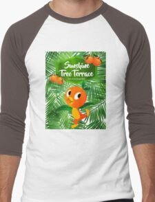 Sunshine Tree Terrace - Home of the Orange Bird Men's Baseball ¾ T-Shirt