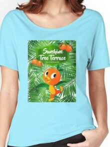 Sunshine Tree Terrace - Home of the Orange Bird Women's Relaxed Fit T-Shirt