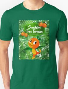 Sunshine Tree Terrace - Home of the Orange Bird Unisex T-Shirt